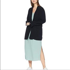 Eileen Fisher Tencel Viscose Crepe Jacket, sz XL